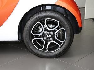 2017款1.0L 新声特别版 轮胎
