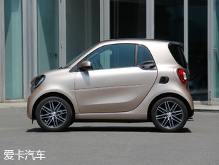 smart2018款smart fortwo