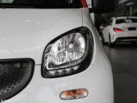細節外觀smart forfour頭燈