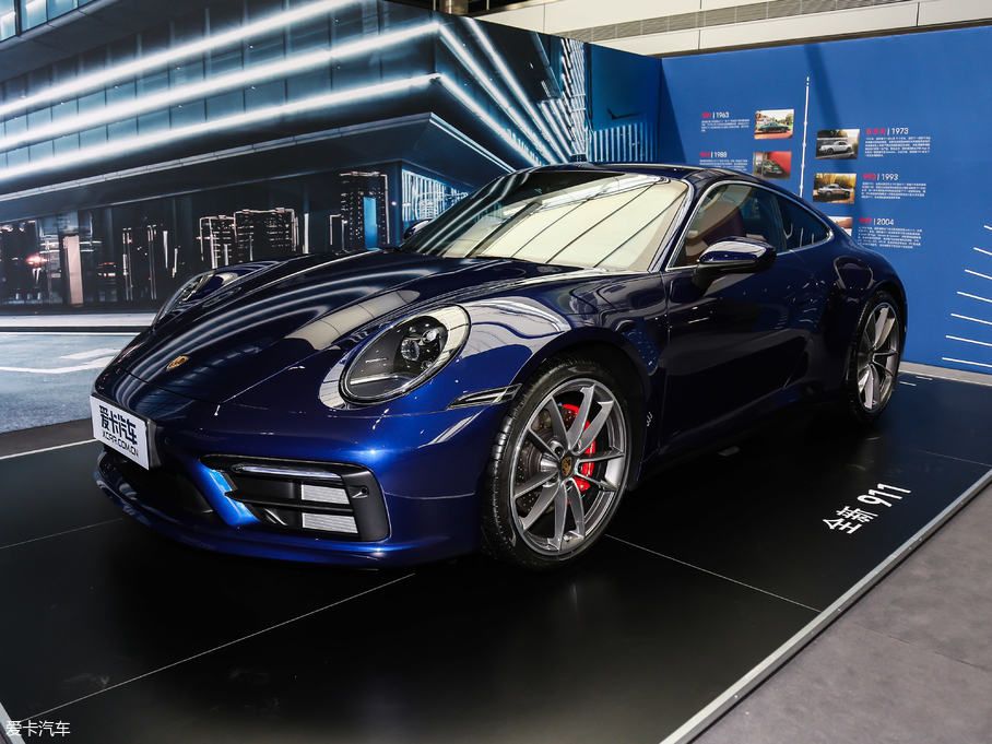 2019款911 Carrera S