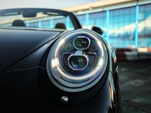2019款Carrera S Cabriolet 头灯