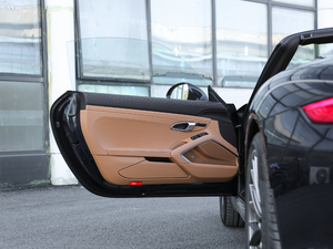 2019款Carrera S Cabriolet 驾驶位车门