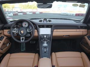 2019款Carrera S Cabriolet 全景内饰