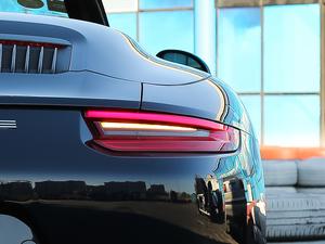2019款Carrera S Cabriolet 尾灯