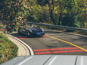 2019款Carrera S Cabriolet 整体外观