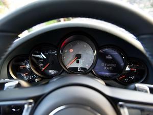 2019款Carrera S Cabriolet 仪表