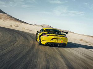 2019款Cayman GT4 Clubsport 整体外观