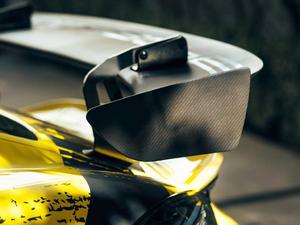 2019款Cayman GT4 Clubsport 细节外观