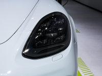 細節外觀Panamera混動頭燈