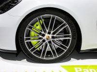 細節外觀Panamera混動輪胎