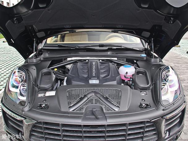 【图文】保时捷Macan GTS正式上市 售价88.8万元_爱卡汽车