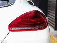 细节外观Panamera S E-Hybrid尾灯
