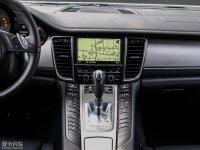 中控区Panamera S E-Hybrid中控台