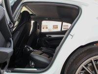 空间座椅Panamera S E-Hybrid后排空间