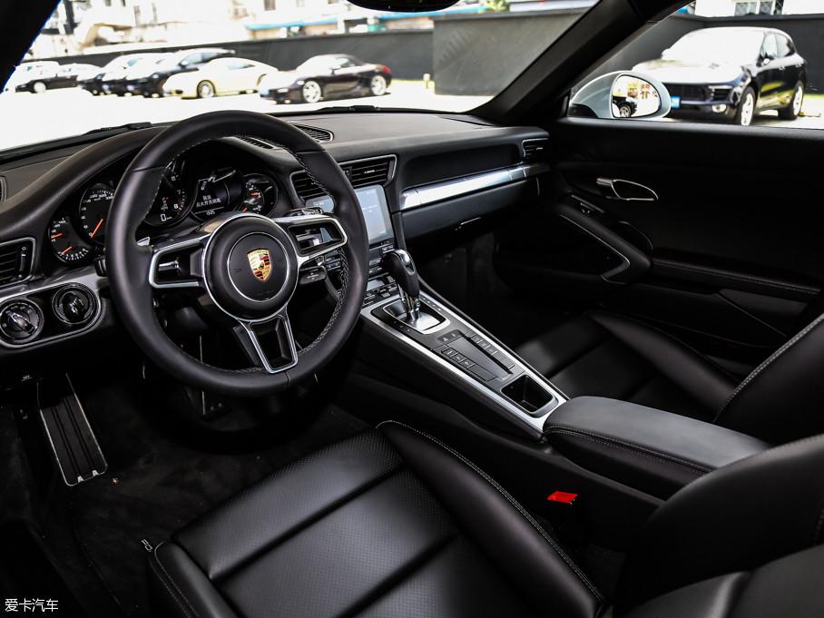 2016款911Carrera