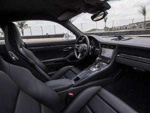2016款Turbo S 空间座椅