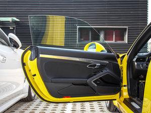 2016款Targa 4 驾驶位车门