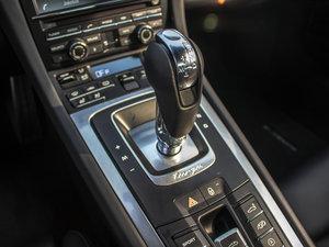 2016款Targa 4 变速挡杆