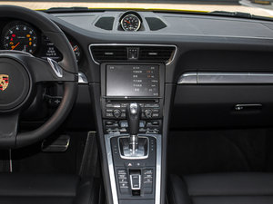 2016款Targa 4 中控台