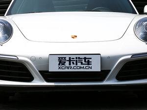 2016款Carrera 中网