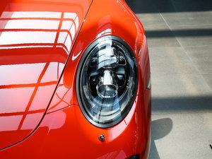 2016款Carrera S 头灯