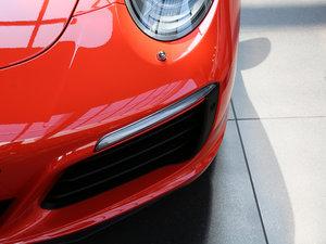 2016款Carrera S 雾灯