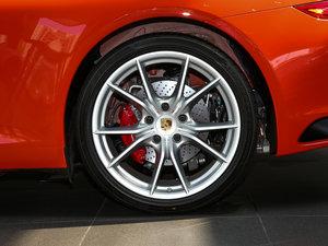 2016款Carrera S 轮胎