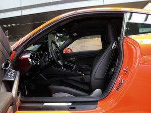 2016款Carrera S 前排空间