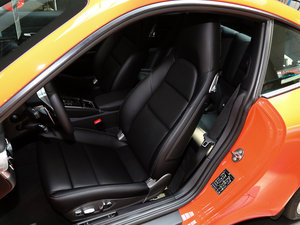 2016款Carrera S 前排座椅