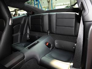 2016款Carrera S 后排座椅