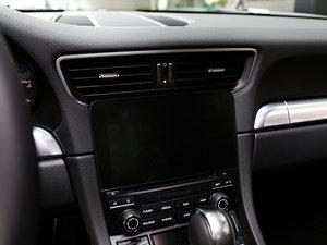 2016款Carrera S 中控台显示屏