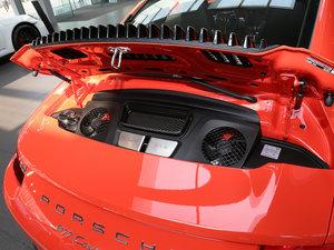2016款Carrera S 发动机