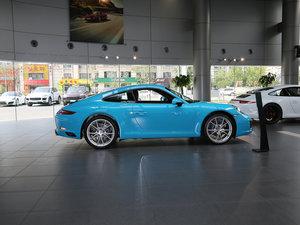 2016款Carrera 整体外观