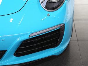 2016款Carrera 雾灯