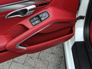 2016款Carrera 4S 车门储物空间