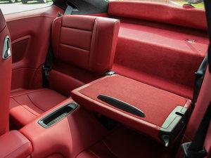 2016款Carrera 4S 后排座椅放倒
