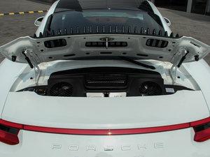 2016款Carrera 4S 发动机