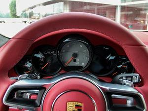 2016款Carrera 4S 仪表
