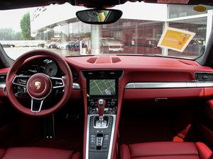 2016款Carrera 4S 全景内饰
