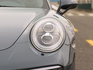 2016款Carrera 4 头灯