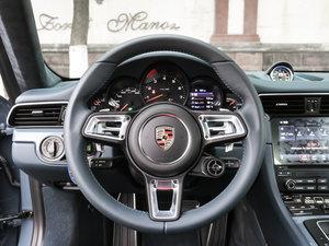 2016款Carrera 4 方向盘