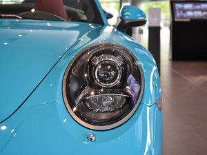 2016款Carrera 4 Cabriolet 头灯