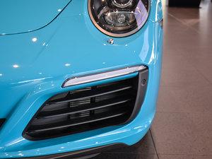 2016款Carrera 4 Cabriolet 雾灯