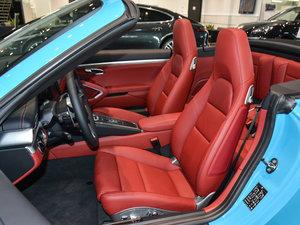 2016款Carrera 4 Cabriolet 前排座椅