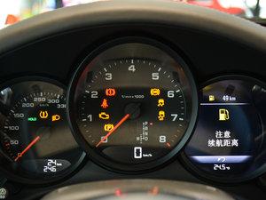 2016款Carrera 4 Cabriolet 仪表