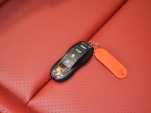 2016款Carrera 4 Cabriolet 钥匙