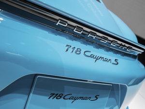 2016款Cayman S 细节外观