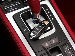 2016款Boxster S 钥匙