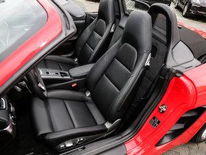 2016款Boxster  前排座椅