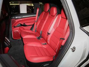 2016款Turbo S  后排座椅